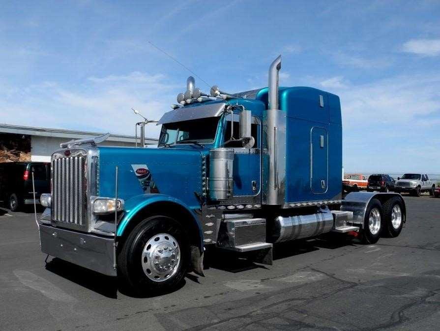 2013 Peterbilt 389 Sleeper Truck For Sale 335 259 Miles