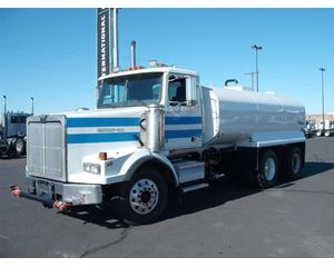Western Star 4964SA Water Tank Truck
