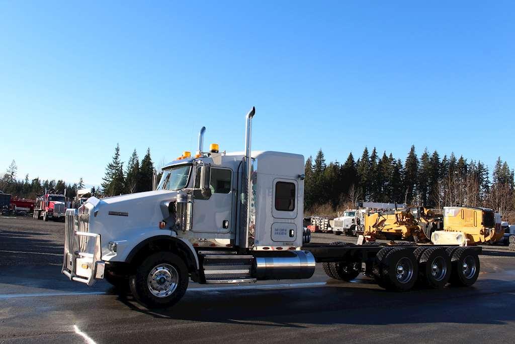 Maple Ridge Dump >> 2014 Kenworth T800 Tri-Drive For Sale, 204,000 Miles ...
