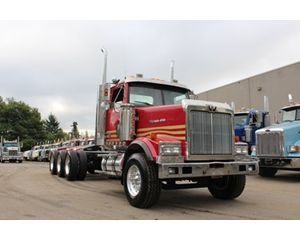 Western Star 4900 Conventional Truck