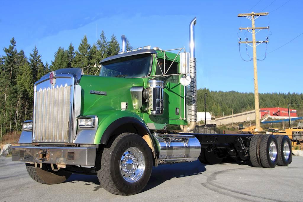 Kenworth w900 trucks for sale mylittlesalesman 2012 kenworth w900 day cab truck voltagebd Images