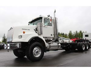 Western Star 4900 Day Cab Truck