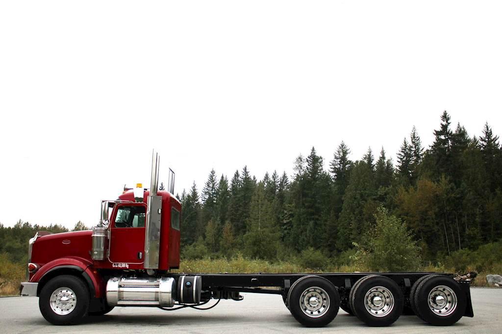 Maple Ridge Dump >> 2015 Peterbilt 367 Day Cab Truck