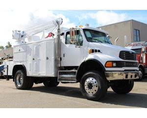 Sterling Acterra 4x4 Service / Utility Truck