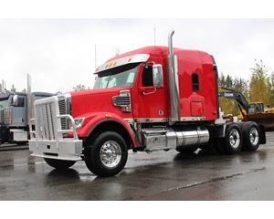 2012 Freightliner Coronado Sleeper Truck