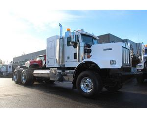 Kenworth C500 Sleeper Truck