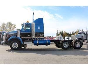 Western Star 4900 Sleeper Truck