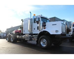 Kenworth C500 Winch / Oil Field Truck