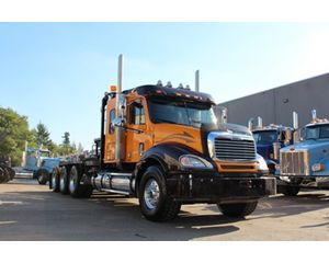 Freightliner Columbia Winch Truck