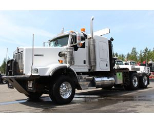 Kenworth C500 Winch Truck