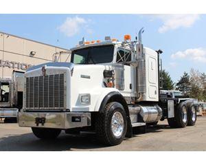 Kenworth T800 Wide Nose Winch Truck