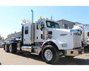 Kenworth T800 Winch Truck