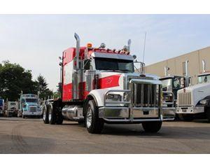 Peterbilt 378 Winch Truck