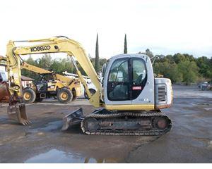 Kobelco 80CS Excavator