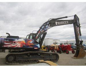 Kobelco SK330 LC Excavator