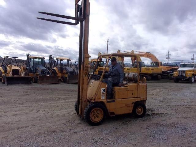 Caterpillar V60B Mast Forklift For Sale, 282 Hours | Carson City, NV |  9327585 | MyLittleSalesman com