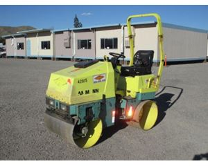 Ammann AV16E Smooth Drum Compactor