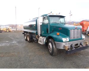 Peterbilt 330 Water Wagon