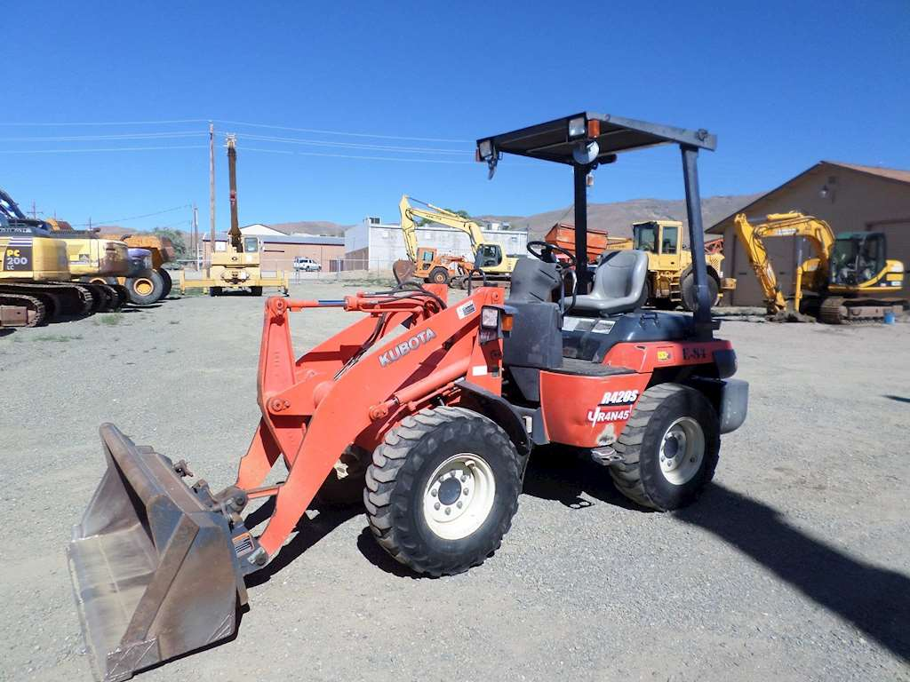 Kubota Wheel Loader Pictures To Pin On Pinterest Thepinsta