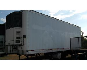 Trailmobile 28 Ft S/A Refrigerated Trailer