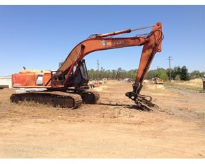 Hitachi EX225 LC Crawler Excavator