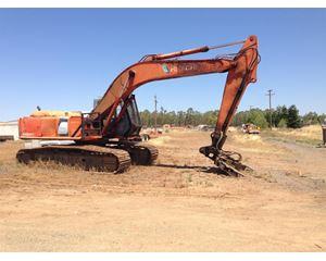 Hitachi EX225 LC Excavator