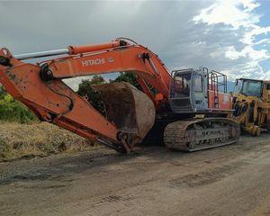 Hitachi EX550LCE-5 Excavator