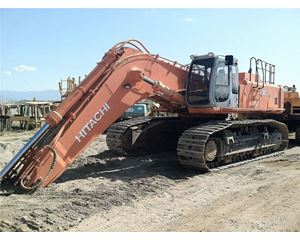 Hitachi EX750-5 Excavator