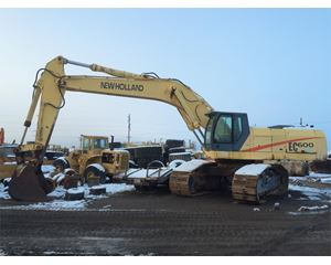 New Holland EC600 Excavator