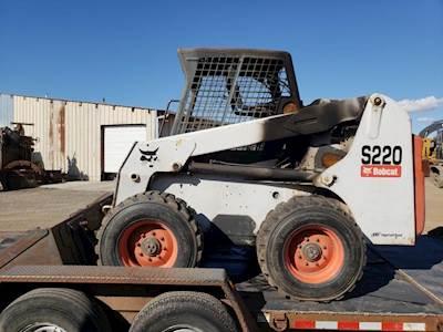 Dismantled Bobcat Skid Steers For Sale   MyLittleSalesman com