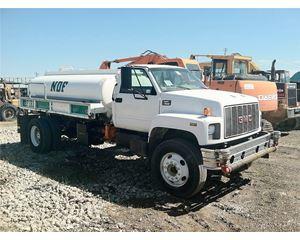 GMC TOPKICK C7500 Water Tank Truck