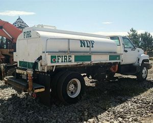 GMC TOPKICK C7500 Water Wagon