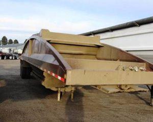 Load King LKD40-23 Bottom Dump Semi Trailer