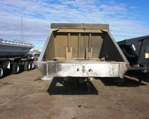 MATE BD402 Bottom Dump Semi Trailer