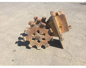 American Compaction Equipment DC24S Compaction Wheel