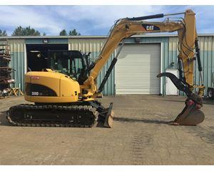 Caterpillar 308D CR SB Crawler Excavator