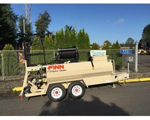 FINN T75T Hydro Seeder / Straw Blower