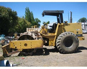 Caterpillar CP563 Padfoot Compactor