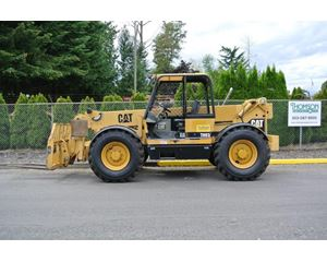 Caterpillar TH83 Telescopic Forklift