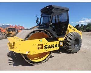 Sakai SV540 TF Compactor / Roller