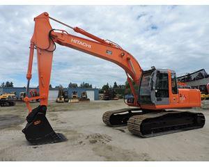 Hitachi ZX200 LC Excavator