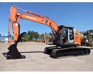 Hitachi ZX225US LC-3 Excavator