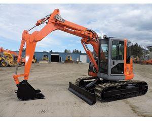 Hitachi ZX75UR Excavator