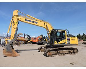 Komatsu PC240LC-10 Excavator