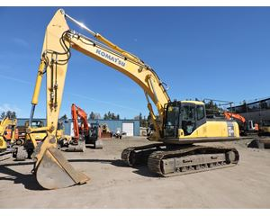 Komatsu PC300LC-7L Excavator