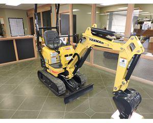 Yanmar SV08-1B Excavator