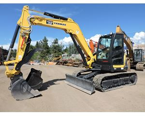 Yanmar SV100-2 Excavator