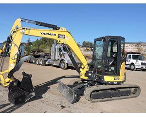 Yanmar VIO55-6 Excavator