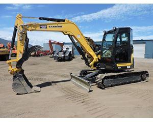 Yanmar VIO80-1A Excavator