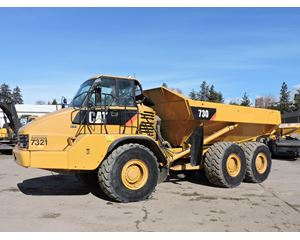 Caterpillar 730 Articulated Off-highway Truck